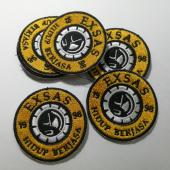 Logo EXSAS (Patches)